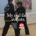 martial arts; thisgirlcan