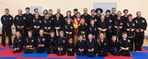 Martial arts seminar Yeovil November 2017